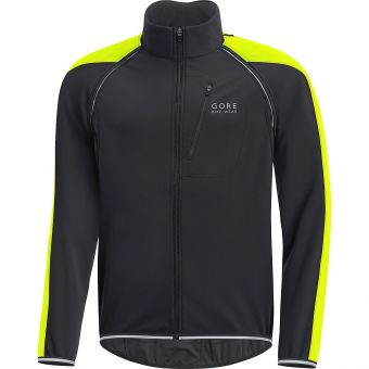 Gore Bike Wear M PHANTOM GORE® WINDSTOPPER ZIP-OFF JACKET