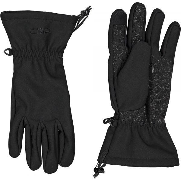 Cmp Kids Softshell Gloves
