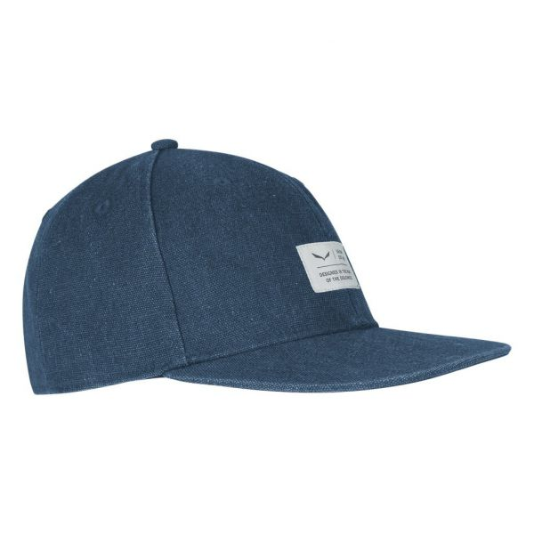 Salewa Puez Canvas Flat Cap