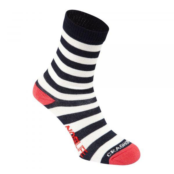 Craghoppers Kids Nosilife Travel Twin Socken