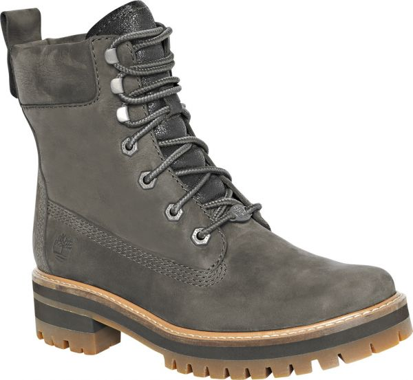 Black Timberland Boots 6 Inch