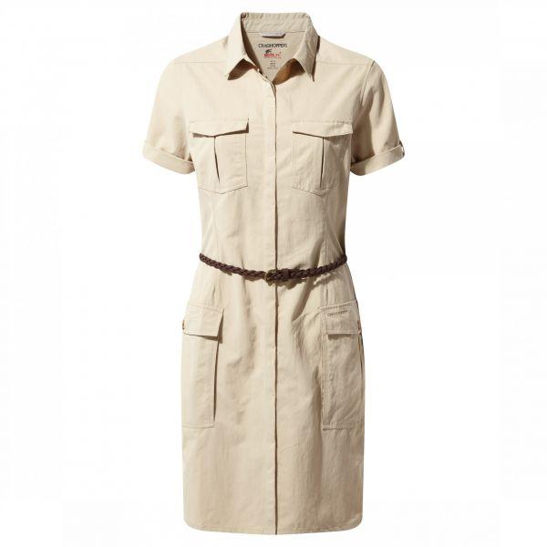 Craghoppers W Nosilife Savannah Kleid