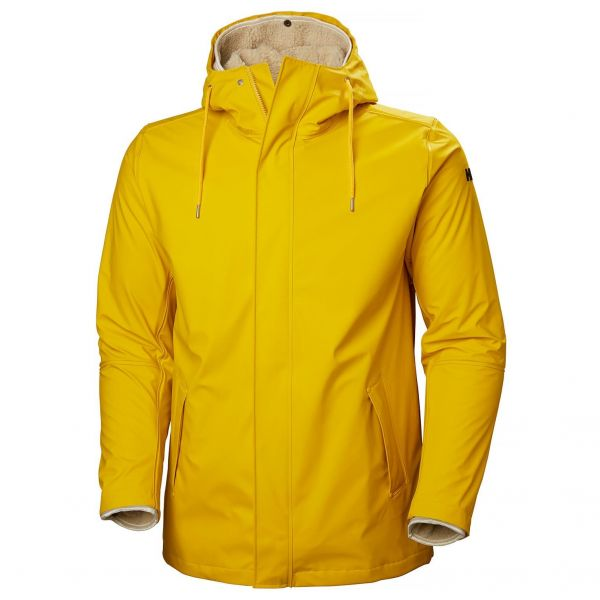 Helly Hansen M Moss Insulated Rain Coat