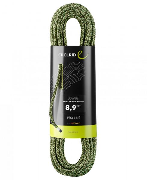 Edelrid Swift Protect Pro Dry 8.9Mm 50M