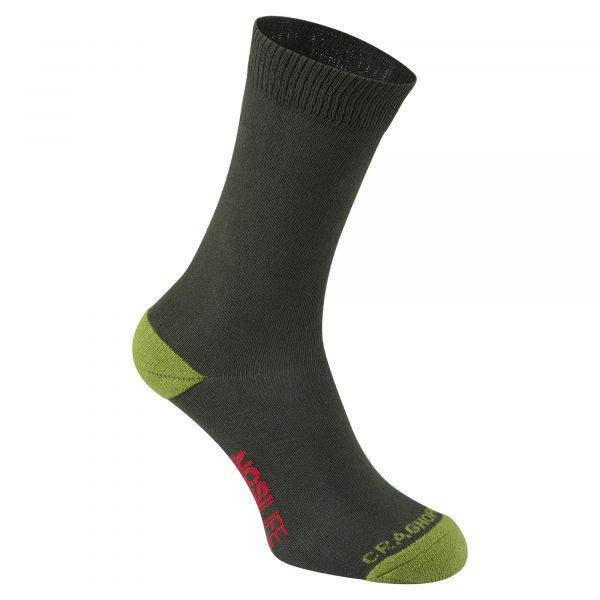 Craghoppers Single Nosilife Travel Socke