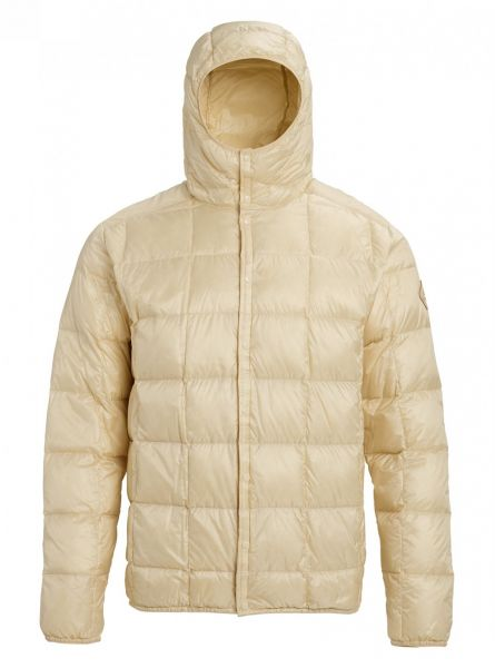 Burton M Evergreen Hooded Snap Down Jacket