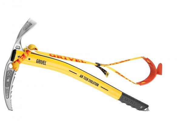 Grivel Air Tech Evolution T With Standard Leash
