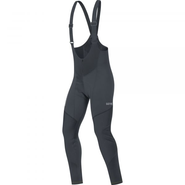 Gore M C3 Gore Windstopper Bib Tights+