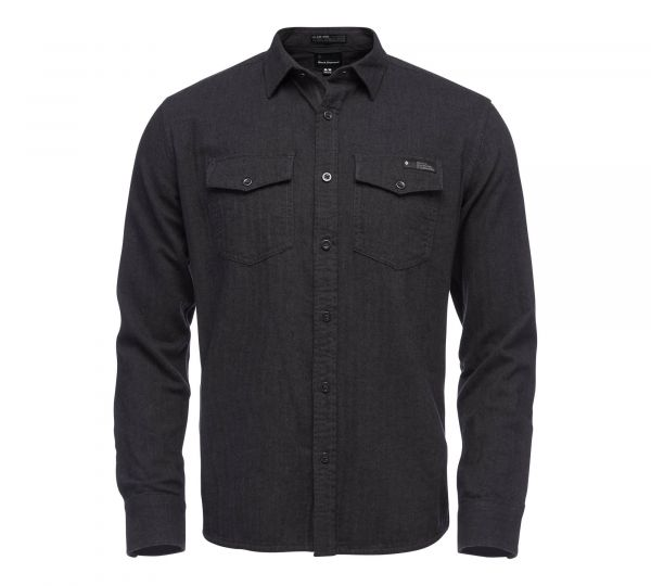 Black Diamond M Sentinel Ls Flannel Shirt