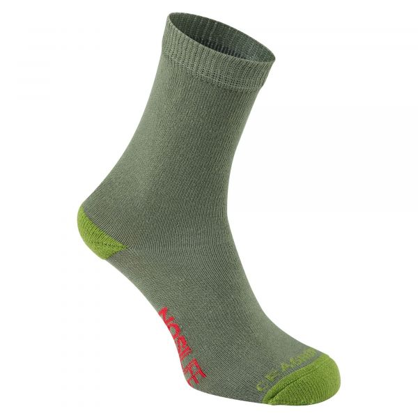 Craghoppers Kids Nosilife Travel Socken