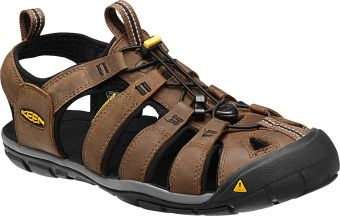 Keen M CLEARWATER CNX LEATHER