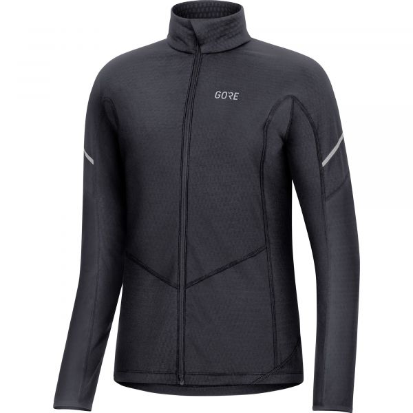 Gore W Thermo Long Sleeve Zip Shirt
